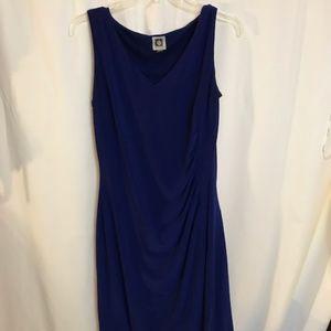 Anne Klien Sleeveless Dress